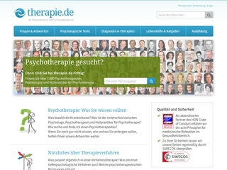 Therapie.de