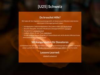 U25 - Schweiz